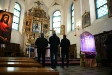 Modlitwa Akcji Katolickiej w Barcicach